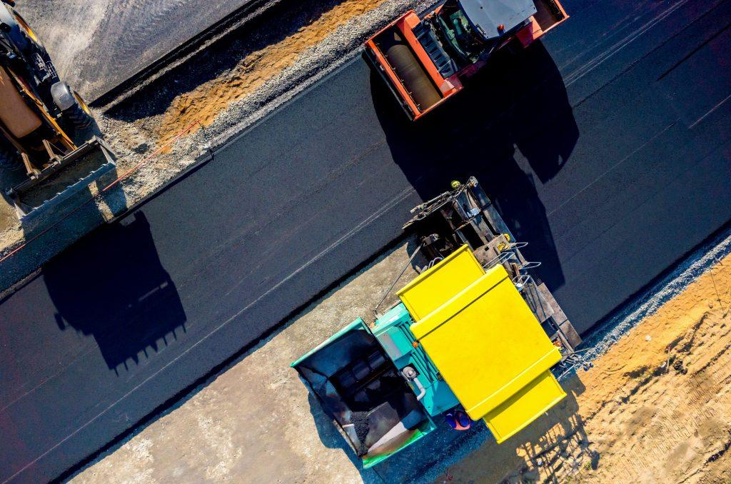 Asphalt Contractor, Overland Park